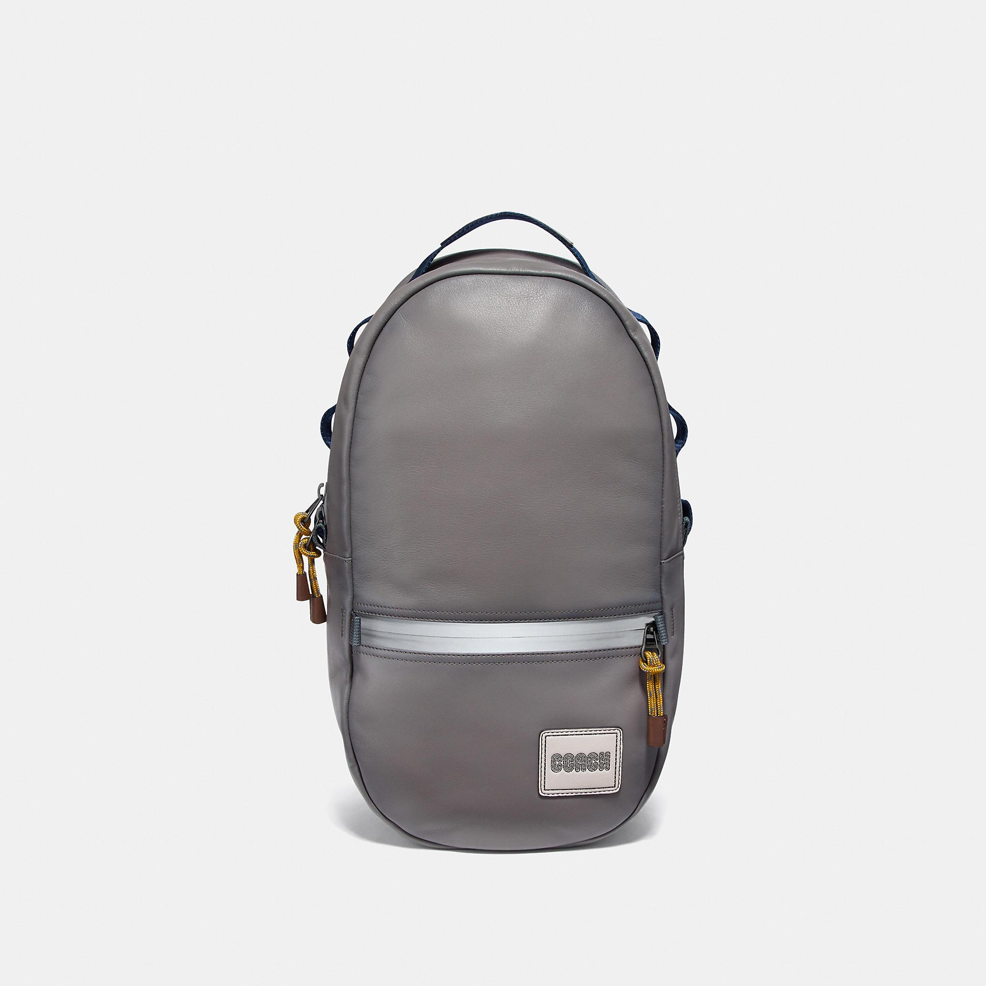 Pacer Backpack With Patch