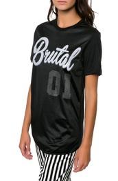 shirt,black,t-shirt,•  black t-shirt,brutal,cute but brutal,swag,fashion killa,dope