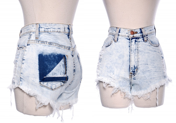 jeans shorts denim shorts