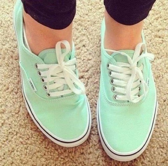 shoes vans authentic