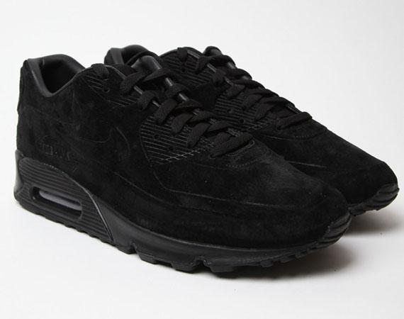 b777ac3dbc62 Nike Air Max 90 VT – Black Nubuck