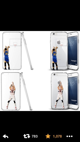 phone case clear iphone case basketball apple