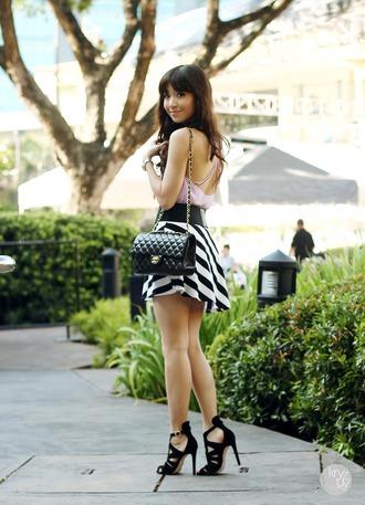 kryzuy t-shirt skirt belt shoes bag jewels