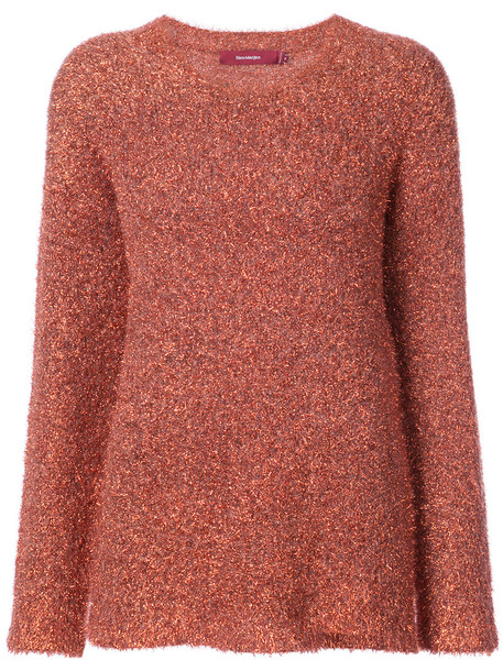 SIES MARJAN sweater women yellow orange