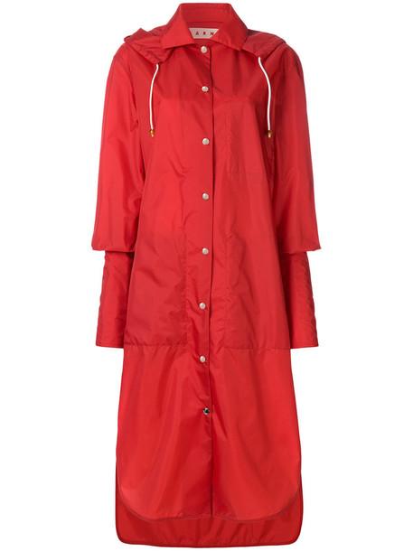 MARNI cuff women red jewels
