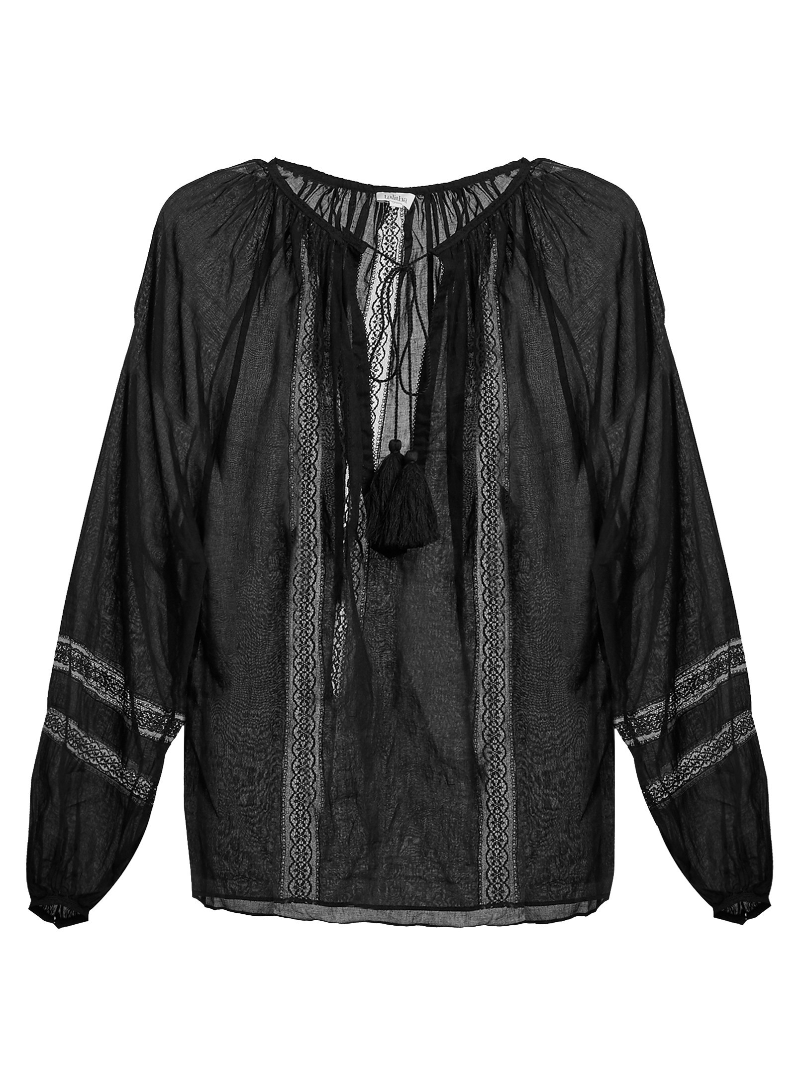 Balenciaga Black Leather Cut-Out Booties sz 39.5   1stdibs.com