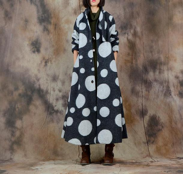 dress black coat