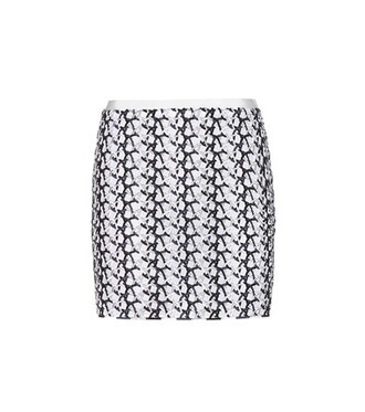 miniskirt blue skirt