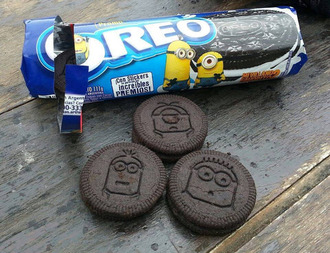 food swimwear minions despicable me oreos