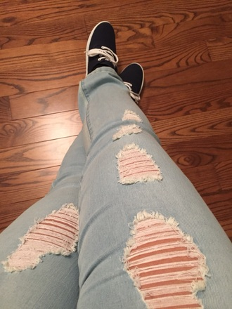 jeans sirène 10$ blue jeans