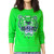 Kenzo Embroidered Tiger Sweatshirt - Grass Green