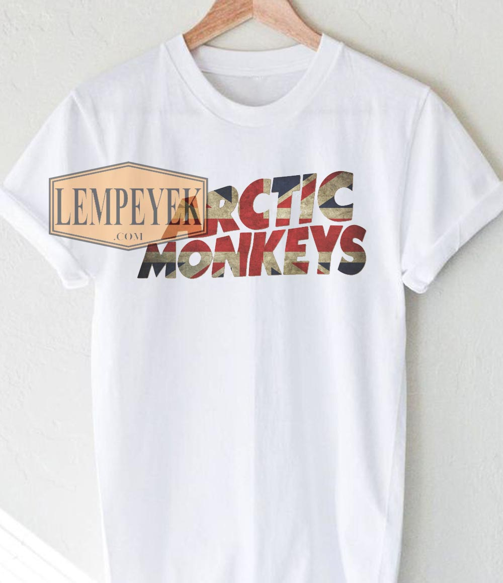 b82e08e8a t-shirt, arctic monkeys, concert tee, band t-shirt, band t-shirt, rock,  shirt, mens t-shirt, alex turner, white, concert, band t-shirt, band t-shirt  - ...