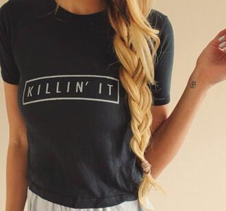 t-shirt graphic tee tshirt. girl swag fashion style ebonylace ebonylacefashion www.ebonylace.net