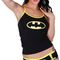 Batman batgirl ladies women underwear tank top set | ebay