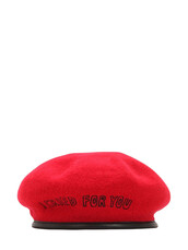 beret,red,hat