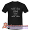 Lived in the murder house american horror story t shirt