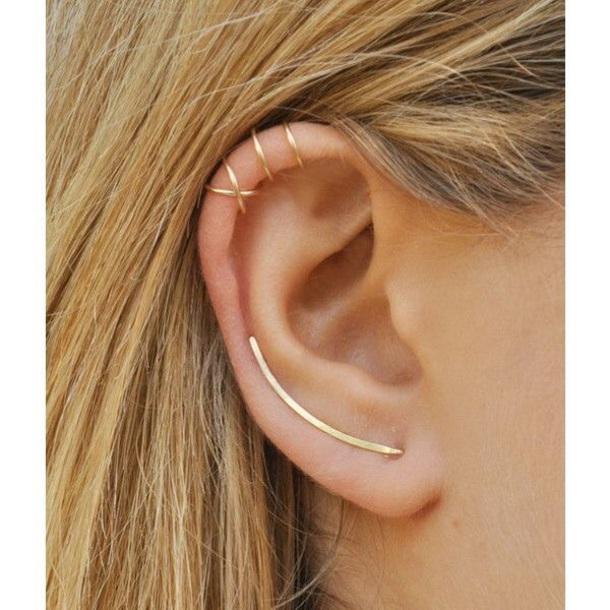 jewels earrings gold earrings