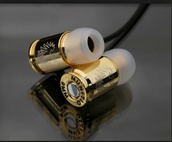 earphones,technology,gold,dope wishlist