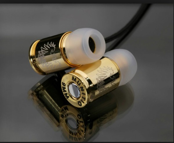 earphones technology gold dope wishlist