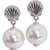 SHELL PEARL PIERCED - EMODA Global Online Store