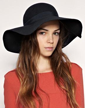 Chapeau souple en feutre style annã©es 70 chez asos