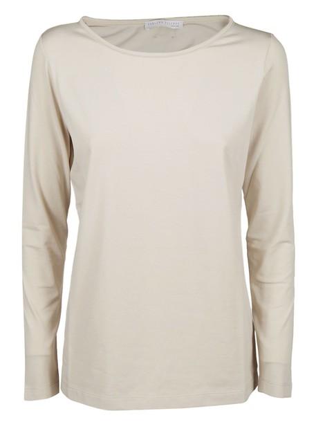 Fabiana Filippi t-shirt shirt t-shirt long white top