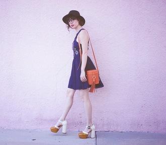 a fashion nerd blogger bag shoes dress jewels