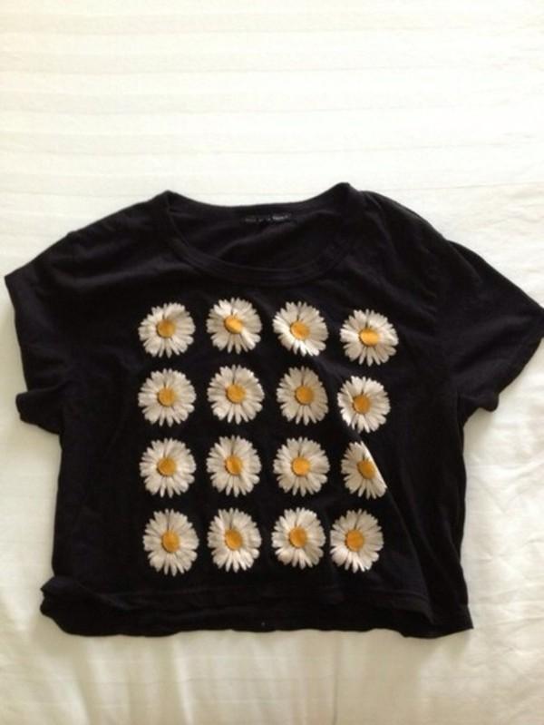 t-shirt sunflower basic tee