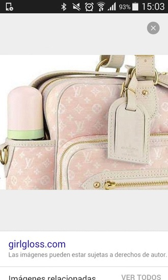bag handbag purse louis vuitton pink pink bag cute candy pink handbag