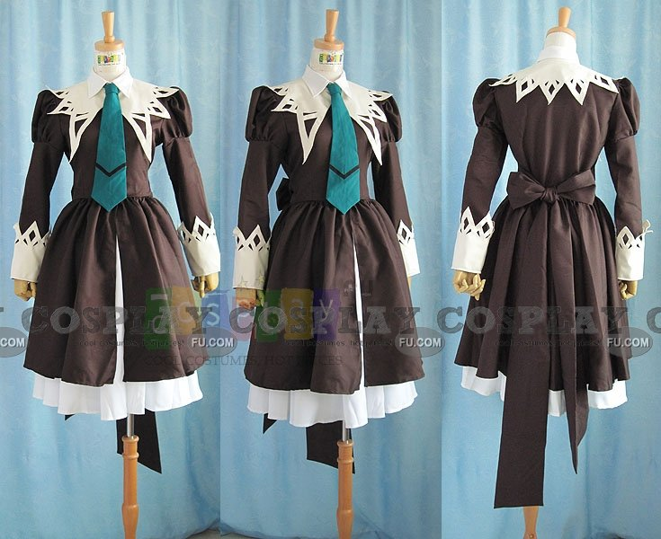 Custom Aoi Cosplay Costume (Miator Uniform) from ...