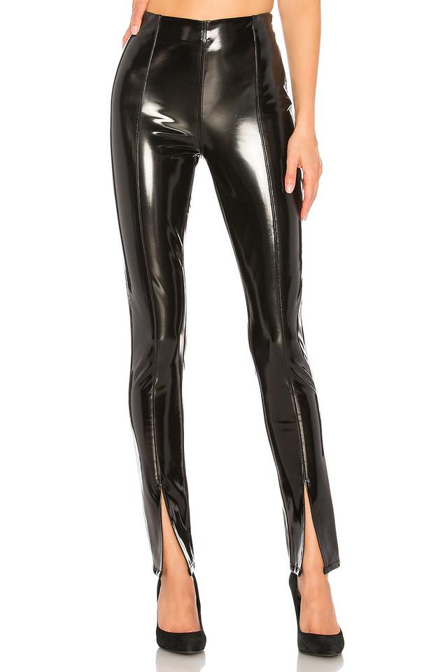 BLANKNYC Patent Legging in black