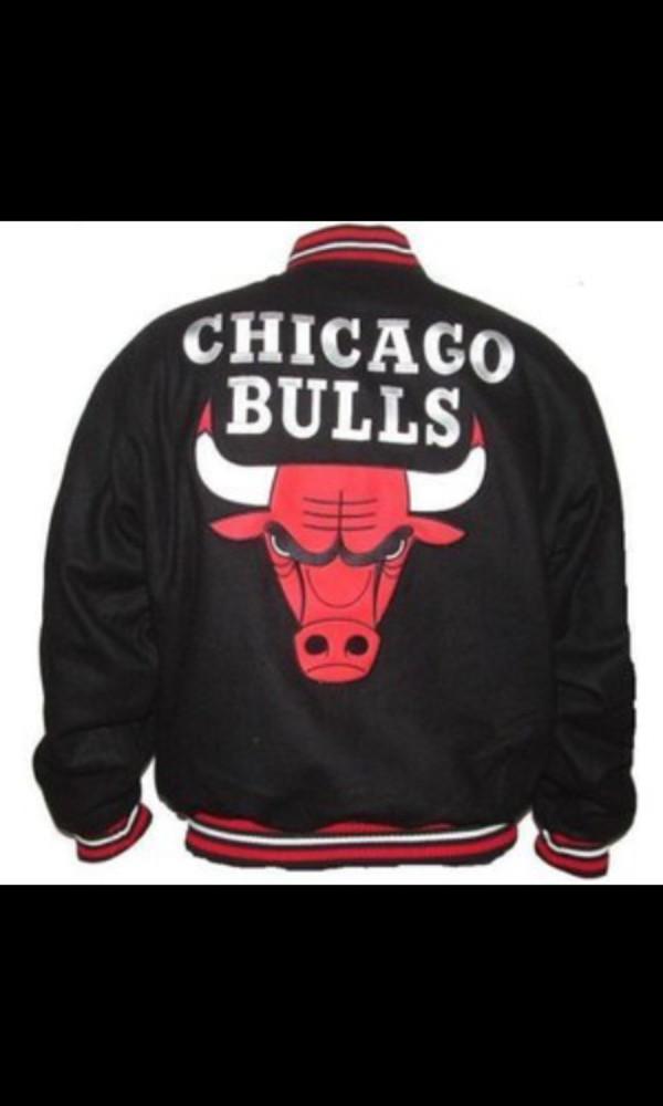 Chicago Bulls Куртка Купить В