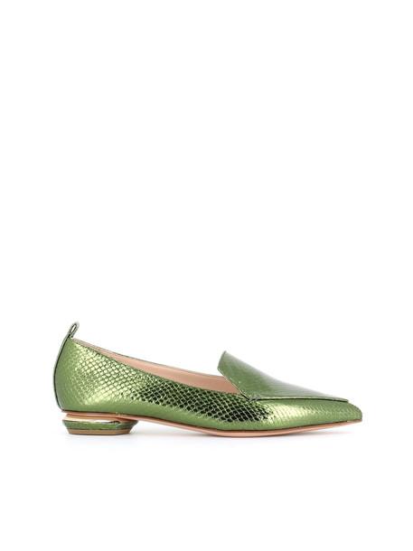 Nicholas Kirkwood beya Loafers in green