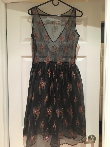 dress tulle dress