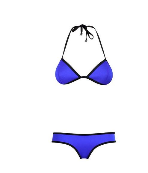 swimwear blue swimwear