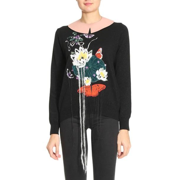 PICCIONE.PICCIONE sweater women black