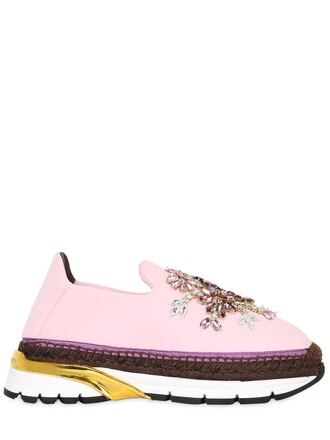 sneakers light pink light pink shoes