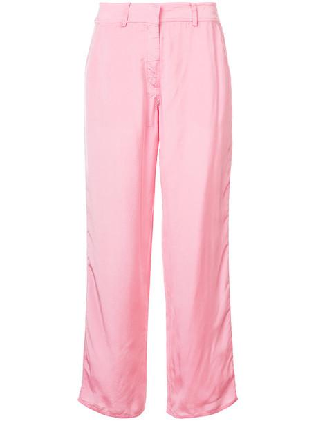 SIES MARJAN women purple pink pants