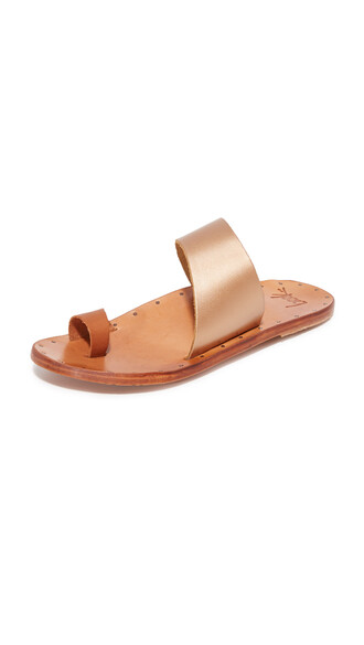 rose gold rose tan gold shoes