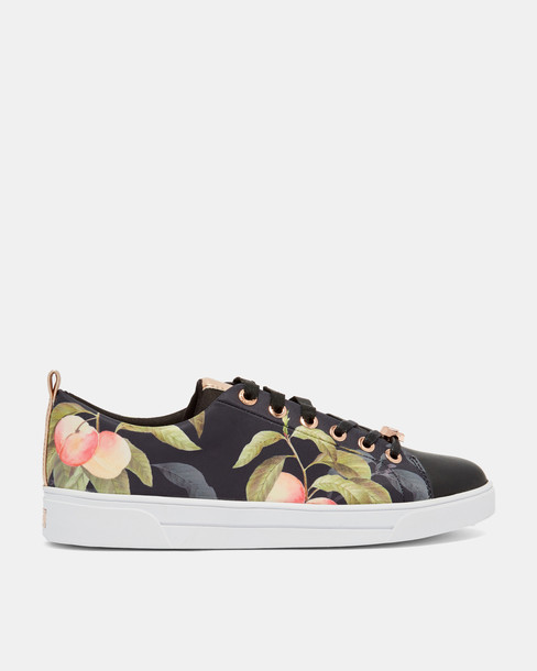 Ted Baker sneakers. sneakers lace black shoes