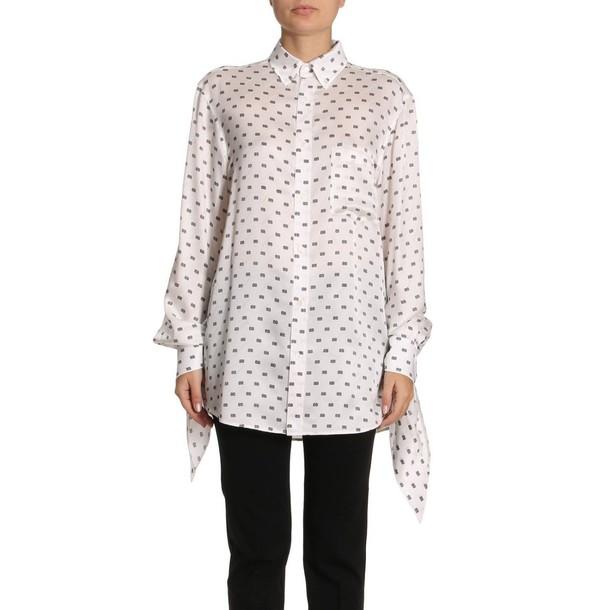 Balenciaga shirt women white top