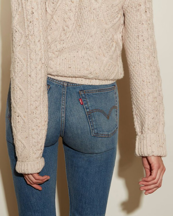 Jeans Skinny Jeans Blue Jeans Levis High Waisted Jeans