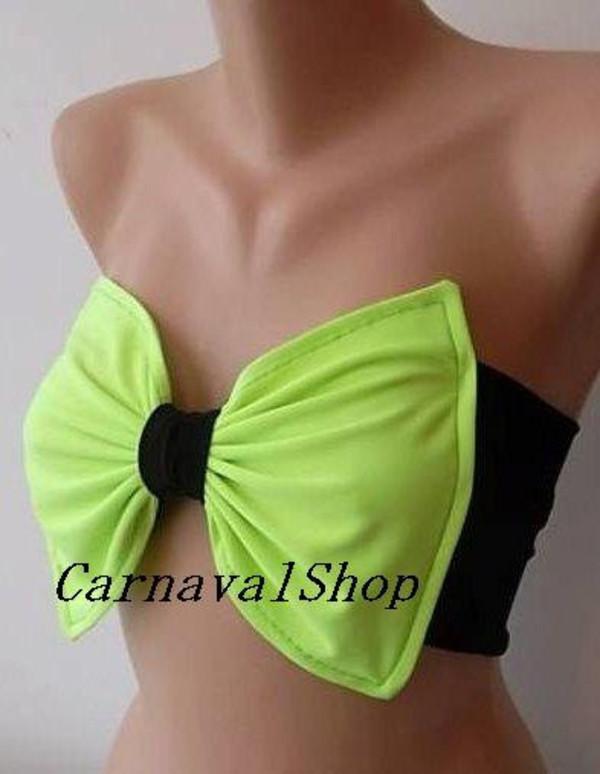swimwear clothes women swimwear neon green