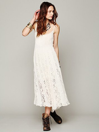 Free People FP ONE Victorian Lace Dress ($168.00) - Svpply