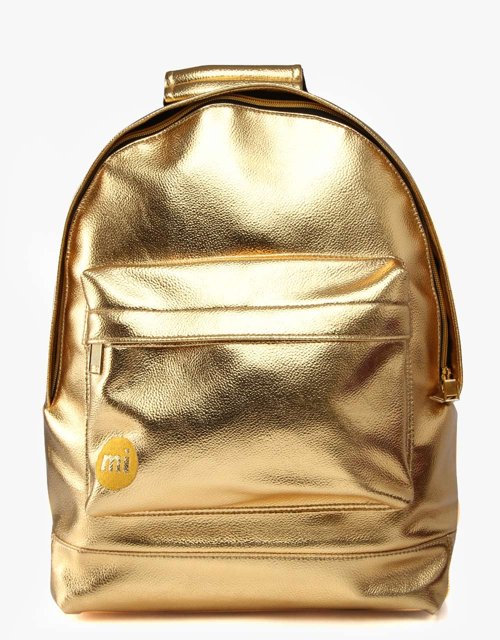 Pac metallic backpack