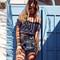 Capri shorts by le salty label