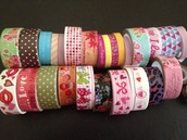 home accessory,washi tape,girly