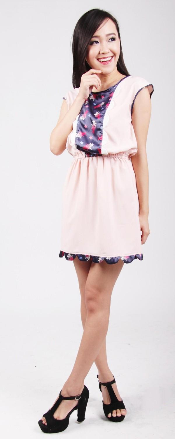 dress cute floral