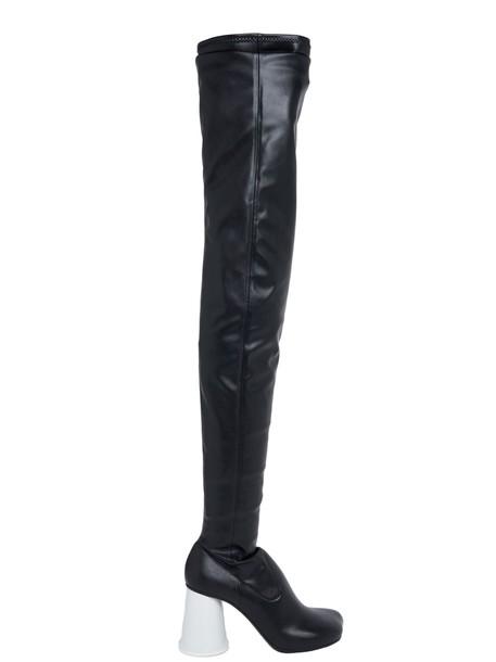 Mm6 Maison Margiela black shoes