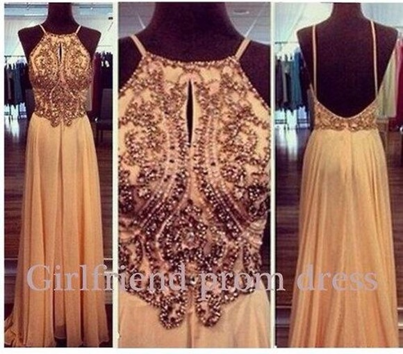 dress prom dress montreal long prom dresses low back prom dress white dress white prom dress silver beaded silver detailed dress high-cut open back e